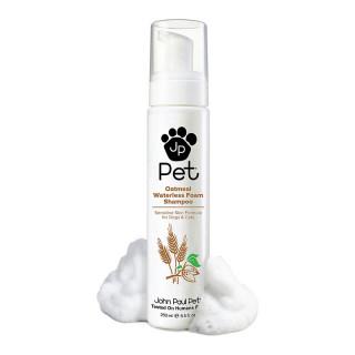 JP Pet Oatmeal Waterless Foam Shampoo 250ml Pet Pump