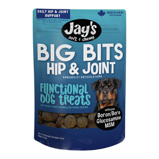 Jay's Soft & Chewy Big Bits Hip + Joint 200g Dog Treats