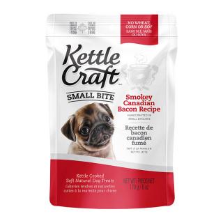 Kettle Craft Smokey Canadian Bacon 170g Dog Treats