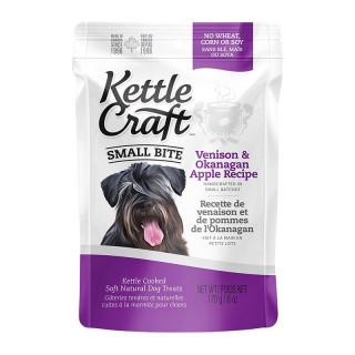 Kettle Craft Venison & Okanagan Apple 170g Dog Treats