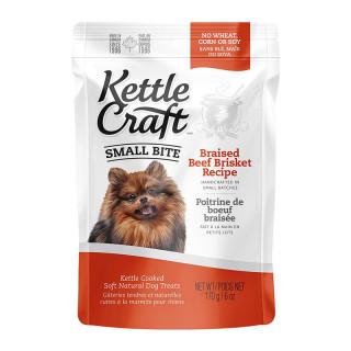 Kettle Craft Braised Beef Brisket 170g Dog Treats