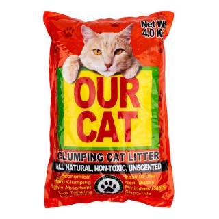 Our Cat Litter Unscented Cat Litter