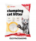Simple Unscented with Activated Charcoal Clumping Cat Litter