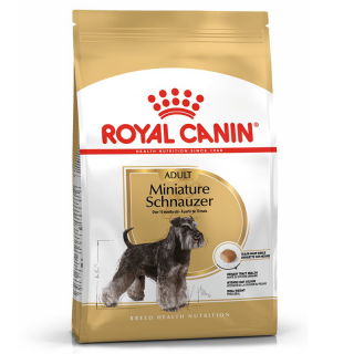 Royal Canin Miniature Schnauzer 3kg Dog Dry Food