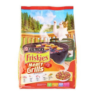 Purina Friskies Meaty Grills 1.2kg Cat Dry Food