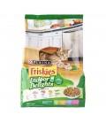 Purina Friskies Indoor Delights 1.1kg Cat Dry Food