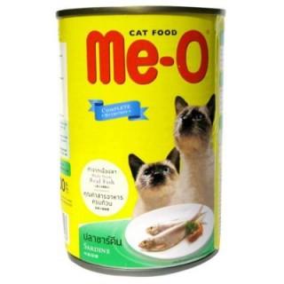 ME-O Sardine in Prawn Jelly 400g Cat Wet Food
