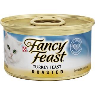 Fancy Feast Roasted Turkey Feast 85g Cat Wet Food