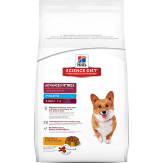 Hill's Science Diet Adult Advanced Fitness Small Bites Dog Dry Food