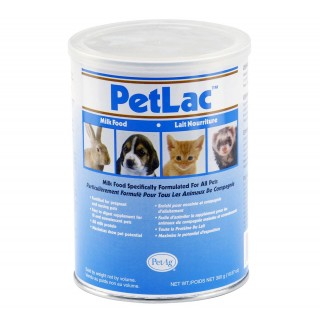 PetAg Petlac Powder 300g Milk Replacer for All Pets