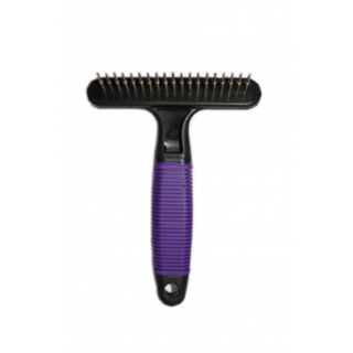 Michiko Single Short Rake Pet Comb