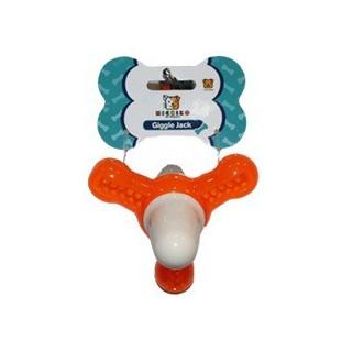 Michiko Giggle Jack Dog Toy