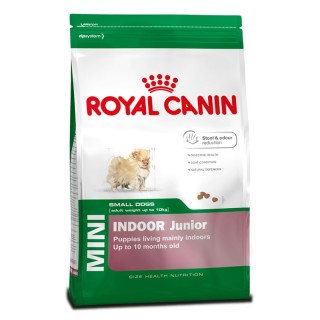 Royal Canin Mini Indoor Junior 1.5kg Dog Dry Food
