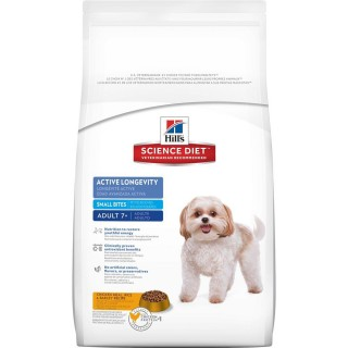 Hill's Science Diet Mature Dry Adult active 7 Longevity Small Bites 8kg Dog Dry Food