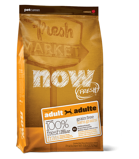 Now Fresh Grain-Free Adult Dog Dry Food