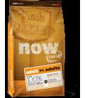Now Fresh Grain-Free ADULT RECIPE Turkey, Salmon & Duck Adult Dog Dry Food