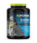 K9 Power Show Stopper Coat & Skin Formula 4lb (1814g) Dog Supplement
