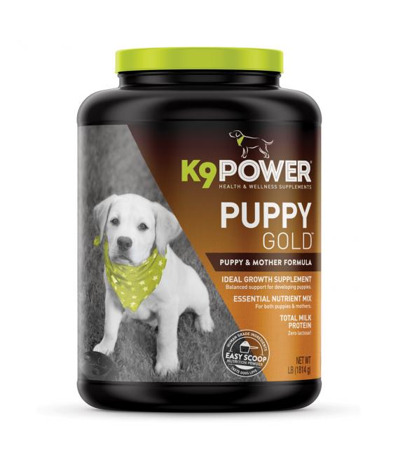 K9 Power Puppy Gold 1814g Puppy & Mother Formula Dog Supplement