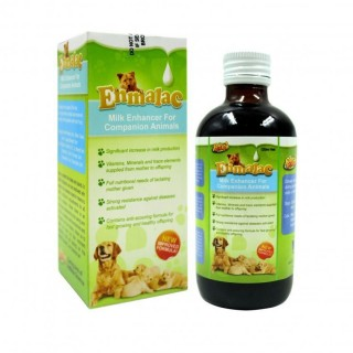 Papi Enmalac Milk Enhancer Supplement for Pets 120ml