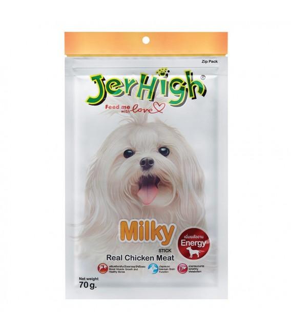 Jerhigh Treats Milky 70g Dry Dog Treat