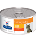 Hill's Prescription Diet Feline Urinary Care c/d Multicare with Chicken 156g Cat Wet Food
