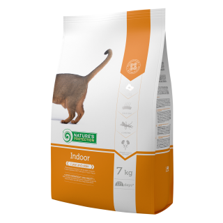 Nature's Protection Indoor Cat Dry Food
