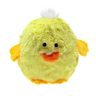 Patchwork Pet Chick Ball 10'' Dog Toy