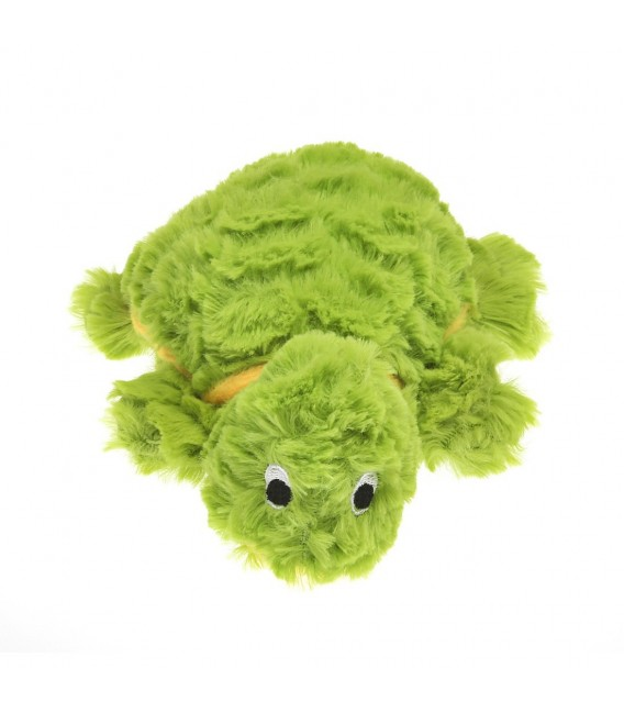 Patchwork Pet Pastel Softie Tortoise 8'' Dog Toy