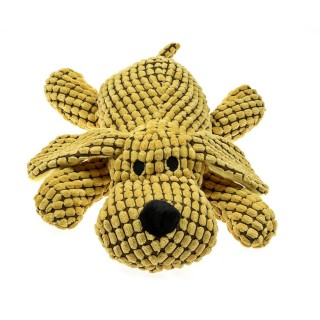 Patchwork Pet Waffle Wags Dog 14'' Dog Toy