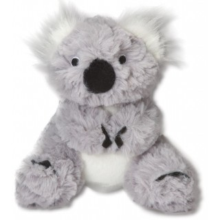 Patchwork Pet Pastel Softies Koala 8 inch Pet Toy