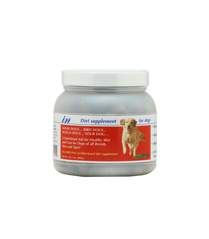 In T Supplement For Dogs Pet