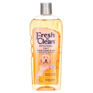 Fresh n Clean 2-IN-1 FRESH CLEAN SCENT CONDITIONING SHAMPOO 533ml Dog Shampoo & Conditioner