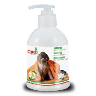 Ma-Fra Pet Line Shampoo for Short-Coat Dogs with Neem Oil 250ml