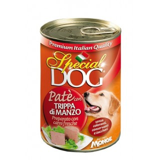 Special Dog Pate with Beef Tripe 400g Dog Wet Food