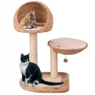 Catit Banana Leaf Scratching Tree Cat Furniture