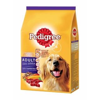 Pedigree Adult Lamb & Vegetables Dog Dry Food