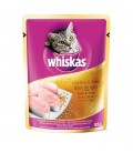 Whiskas Chicken & Tuna Pouch 85g Cat Wet Food