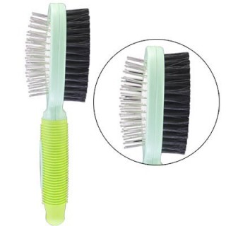 Michiko Premium 2-Sided Pet Brush