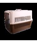 Pet Travel Crate Carrier 97cm L x 63cm W x 77cm H