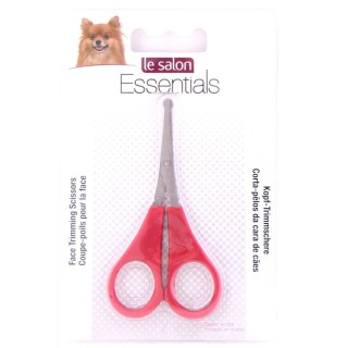 Le Salon Essentials Dog Face Hair Trimming Scissor