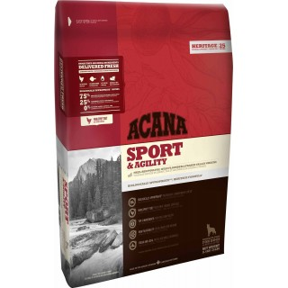 Acana Heritage Formula Sport & Agility 11.4kg Dog Dry Food