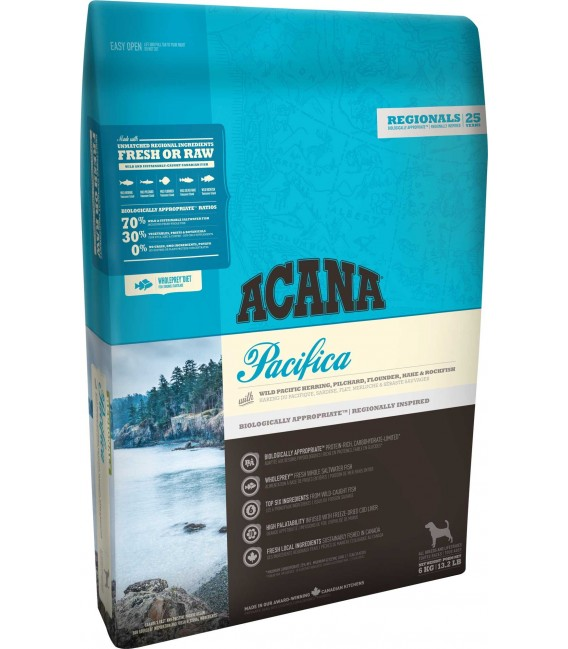 Acana Pacifica 11.4kg Dog Dry Food