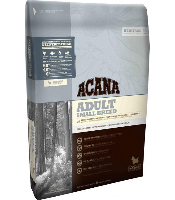 Acana Adult Small Breed Dog Dry Food