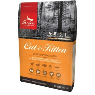 Orijen Cat & Kitten 5.4kg Cat Dry Food