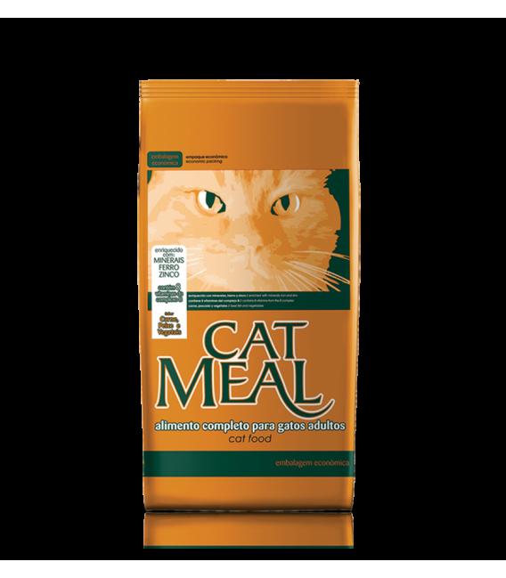 Cat Meal Beef, Fish & Vegetables 25kg Cat Dry Food