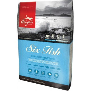 Orijen Six Fish Dog Dry Food