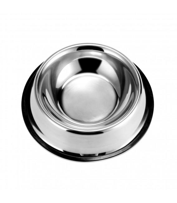 Michiko Regular Non Skid Stainless-Steel Pet Bowl