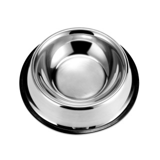 Michiko Regular Non Skid Stainless Steel Pet Bowl