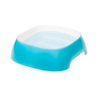 Ferplast Glam Light Blue Pet Bowl