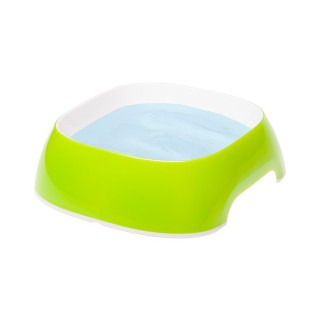 Ferplast Glam Acid Green Pet Bowl